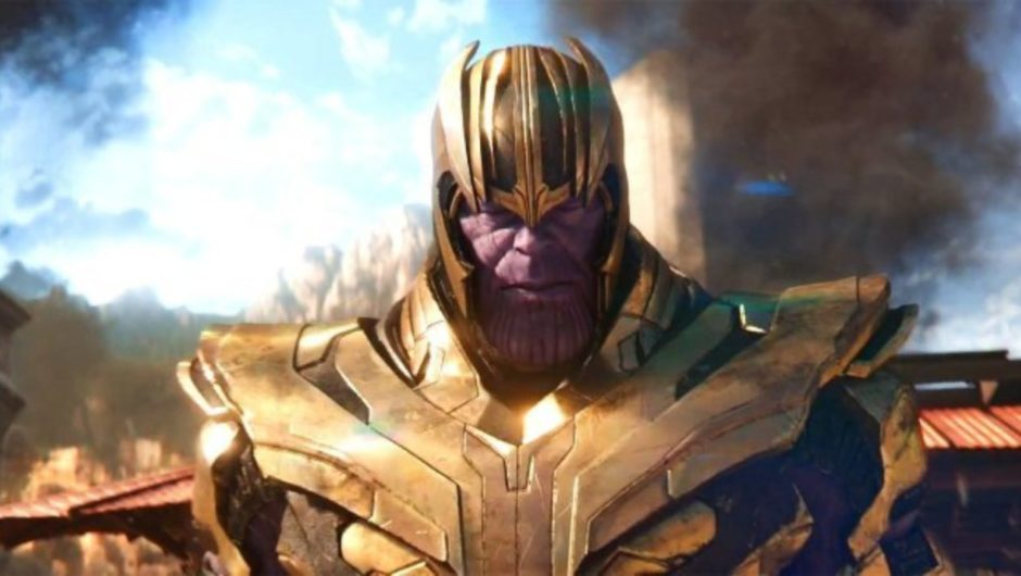 'Avengers: Infinity War': Concept Art Discloses Philosopher Look for Thanos