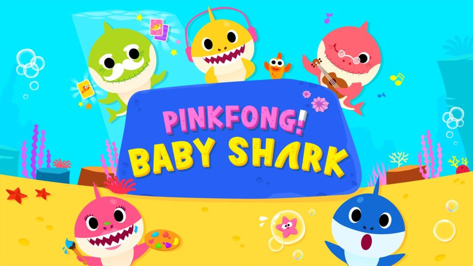 Baby Shark' Creators are conveying videos to Netflix