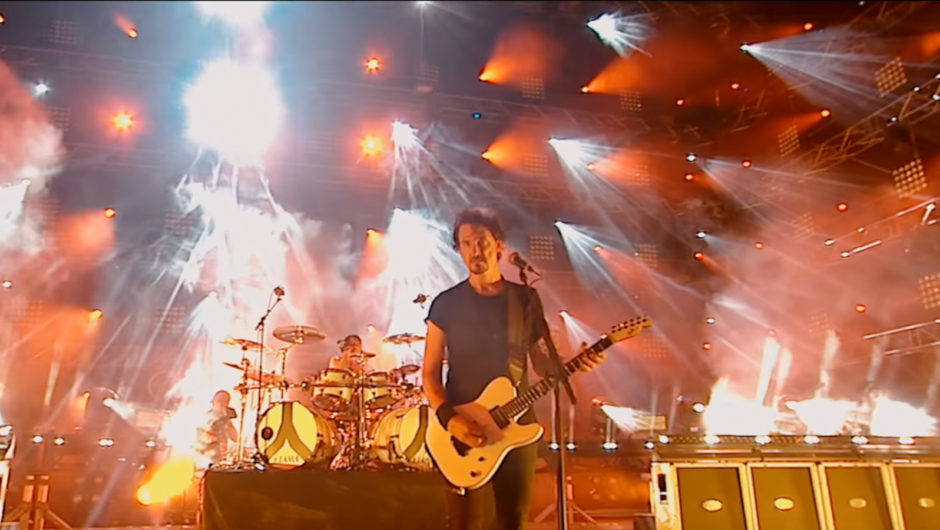 WATCH GOJIRA'S CRUSHING HOUR-LONG SET AT MASSIVE POL'AND'ROCK FESTIVAL 2018