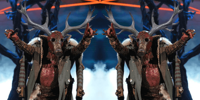 The Masked Singer Unmasks the Deer — and It's Exactly Who You Thought It Was