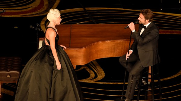 So as Bradley Cooper and Lady Gaga's Oscars Performance Was Recorded from Behind the Piano