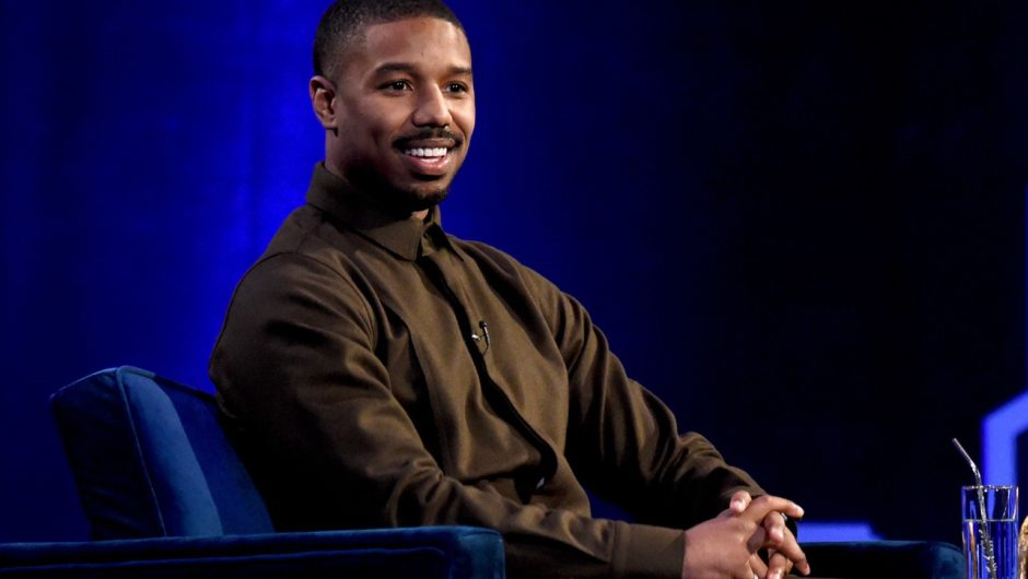 Michael B. Jordan Dealing With African Epic Fantasy 'Black Leopard, Red Wolf'