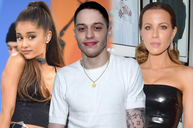 Ariana Grande feels Pete Davidson and Kate Beckinsale are 'so charming' together
