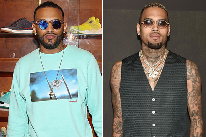 "Two Rappers Chris Brown and Joyner Lucas Are Back Together On ""Just Let Go"""