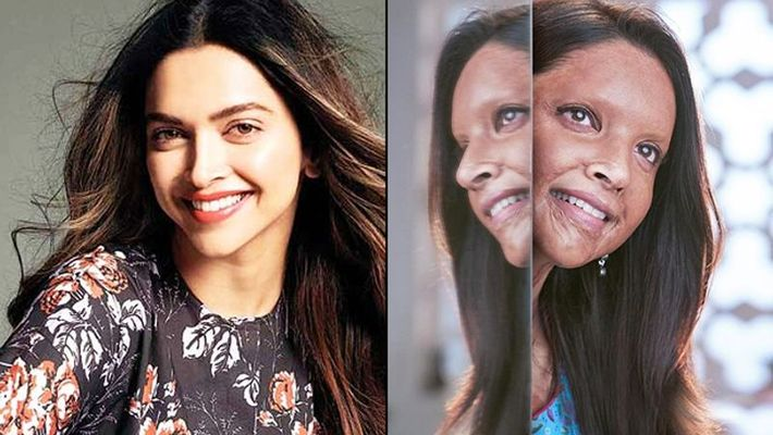Chhapaak: Deepika Padukone changes into acid assault survivor in first look from Meghna Gulzar film