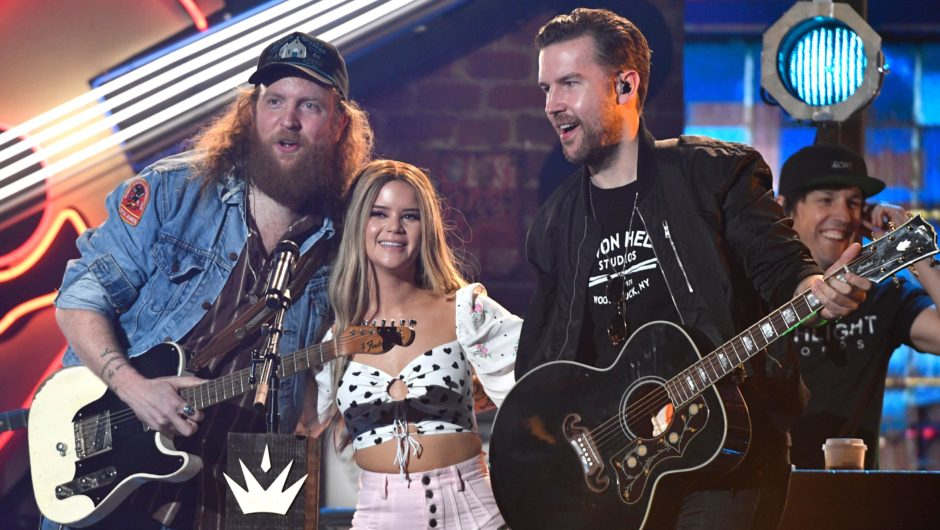 ACM Awards 2019: Maren Morris And Brothers Osborne Give Performance of Melody 'All My Favorite People'