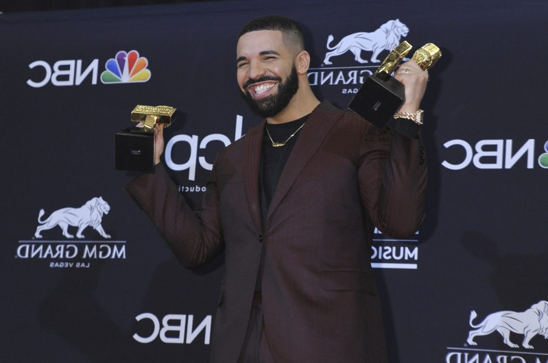 Billboard Music Awards 2019: Drake Brings Home 12 Awards, Breaks Unsurpassed Record