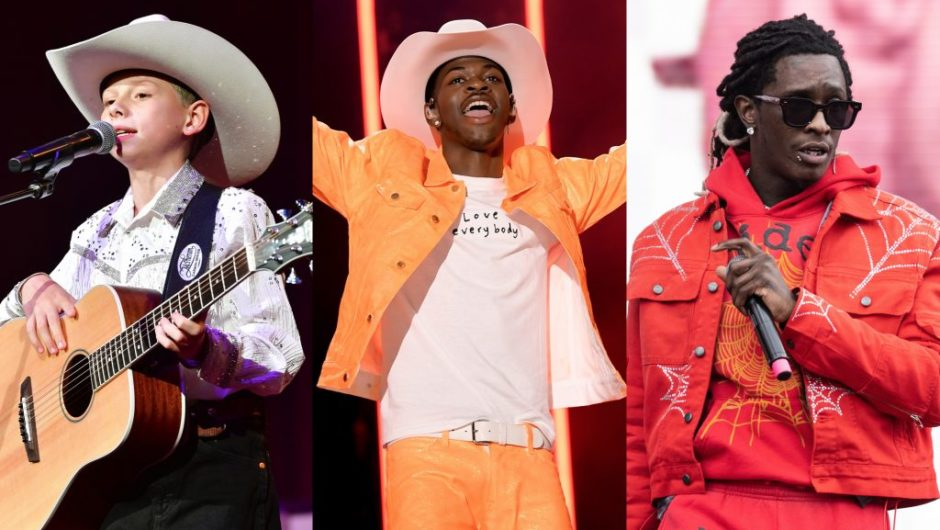 "Lil Nas X drops another ""Old Town Road"" Remix, this time with Young Thug and Mason Ramsey"