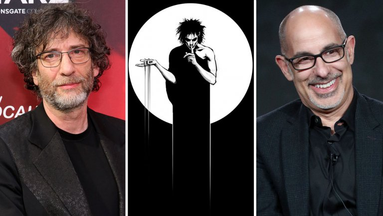 'Sandman' TV Series Set At Netflix