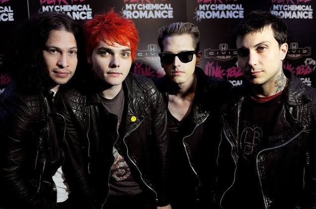 My Chemical Romance declares gathering concert