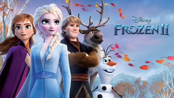 'Frozen II' is presently Disney's sixth billion-dollar movie of 2019