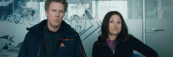 First Trailer for 'Downhill' discovers will Ferrell and Julia Louis-Dreyfus on the vacation from hellfire