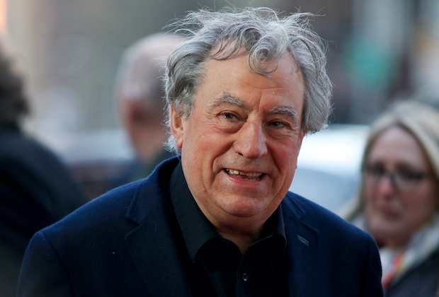 Monty Python stars pay tribute to comedy extraordinary Terry Jones