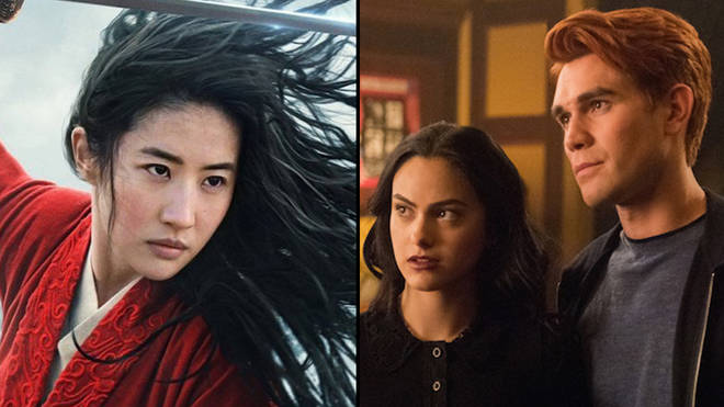 Television shows, films influenced by coronavirus: From 'Riverdale' to 'Mulan'