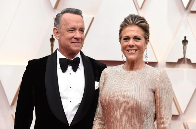 Actor Tom Hanks and his wife Rita Wilson test positive for coronavirus