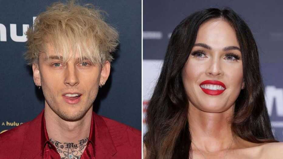 New 'Bloody Valentine' music video of Machine Gun Kelly in Megan Fox stars