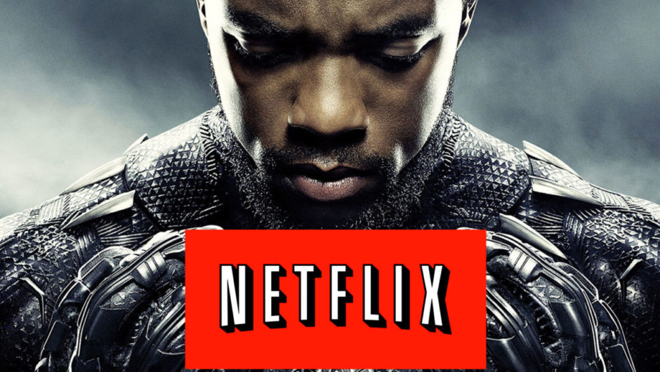 Chadwick Boseman's 'Black Panther' Star Latest Is Dominating Netflix Right Now