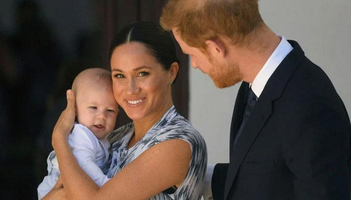 Prince Harry and Meghan Markle's son Archie begins saying a little of words: 'Mom, dada, book and dog'