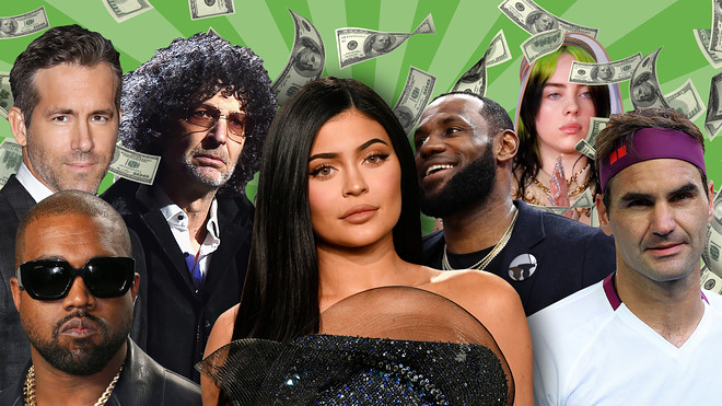 Who is the most-paying celebrity in the world? – Kanye West, Kylie Jenner, LeBron James, Cristian Ronaldo