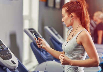 The advantages of listening to music when you work out