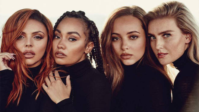 "Fans chose Little Mix's ""Holiday"" as their favorite new music this week"
