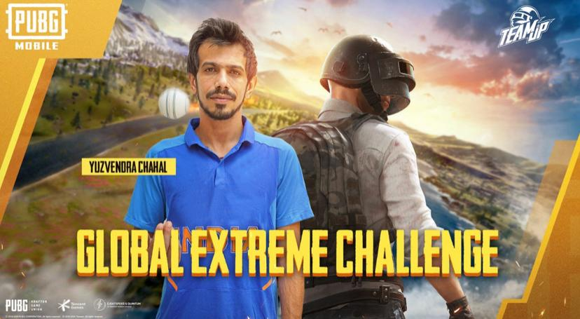 Ujjwal Gamer & Yuzvendra Chahal Team Up For PubG M India