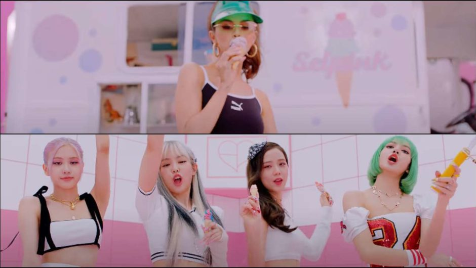 "Latest Blackpink and Selena Gomez ""Ice Cream"" song and music video released"