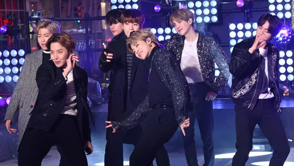 BTS declares US theater premiere of 'Break the Silence' film