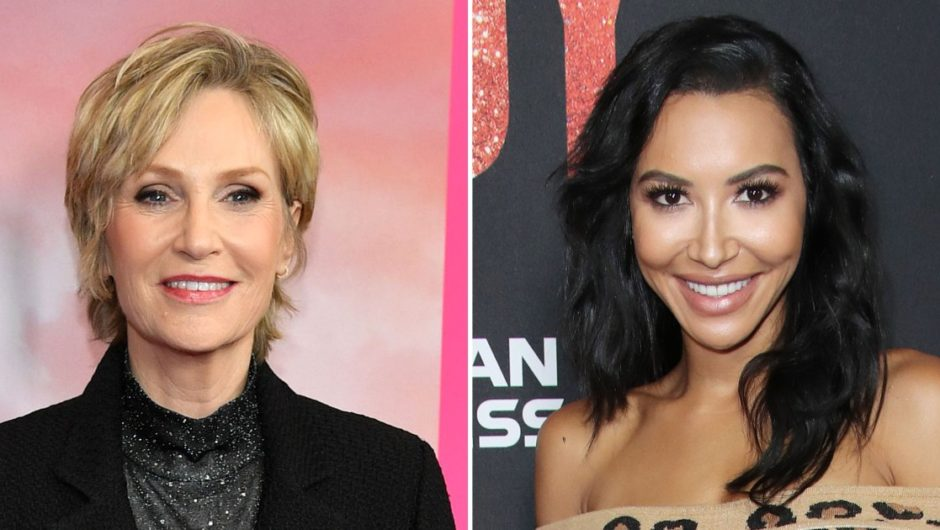 """Glee"" costar Jane Lynch from the 'Today' show recalled Naya Rivera"