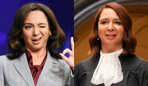 Emmy: How Maya Rudolph made 'Emmy history' with her 2020 nomination