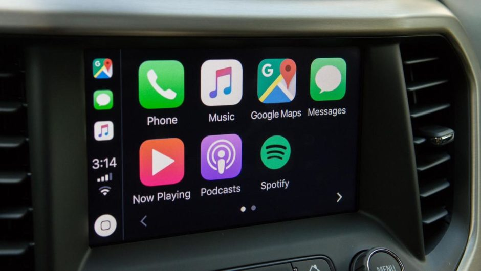 Try not to update your iPhone if you hear music on CarPlay