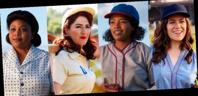 The series 'A League of Their Own' gets greenlight on Amazon