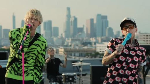 Machine Gun Kelly: Kind of rocked the VMAs Pre-Show