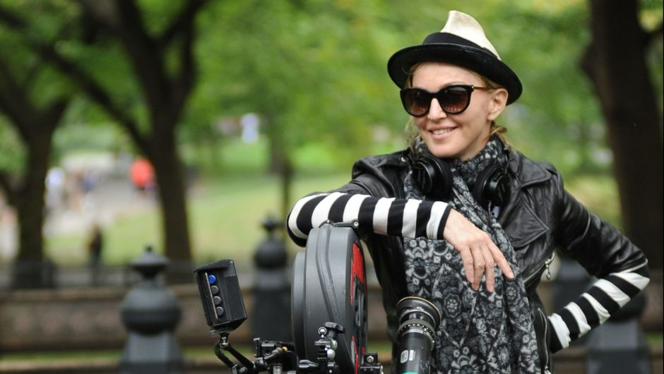 Madonna to direct her Biopic: Co-written by Diablo Cody for Universal