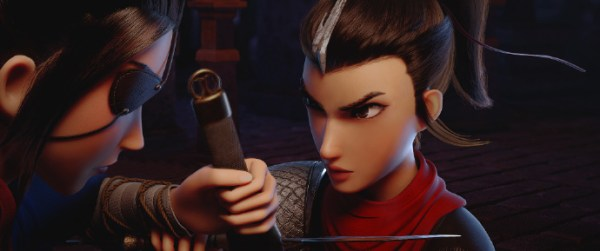 Chinese audiences who don't want Disney's live-action get a new alternative to 'Mulan': Animated 'Kung Fu Mulan'
