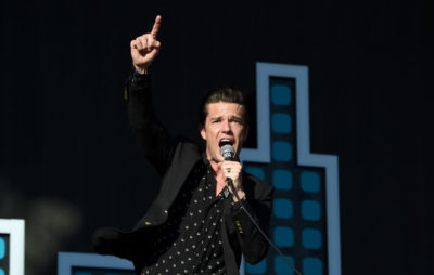"""See the Killers Play Rooftop """"Mr. Brightside"""" on 'Monday Night Football'"""