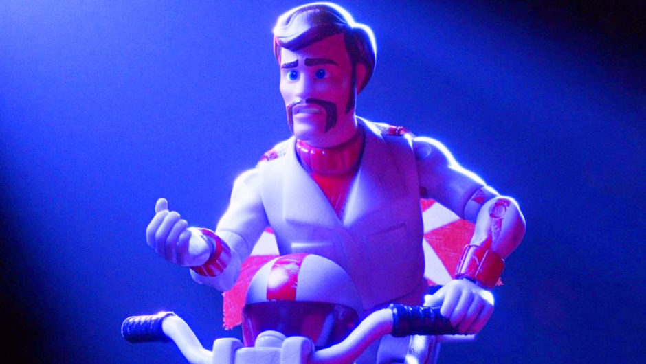 "Disney and Pixar sued over Keanu Reeves' ""Toy Story 4"" character Duke Caboom"