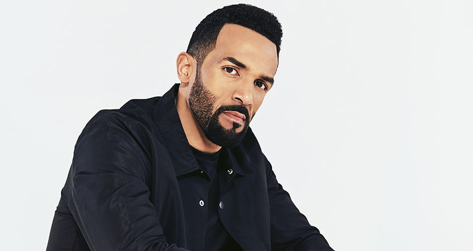Craig David signed a worldwide publishing deal with 'Round Hill Music'