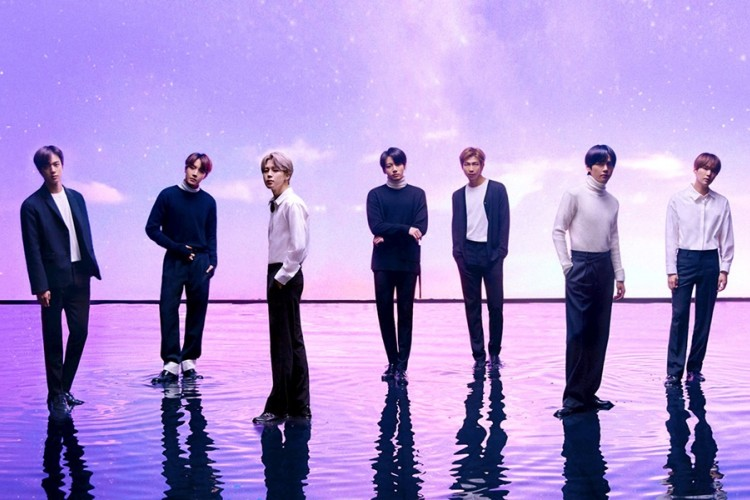 "See: BTS Hit Overdrive With Dreamy ""IONIQ: I'm On It"" Music Video"