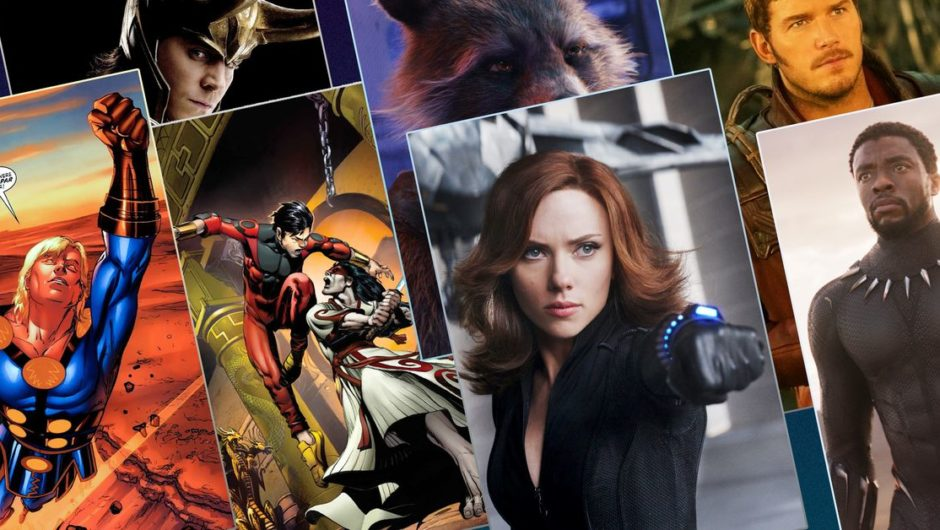 2020 is the first year in a decade without a new Marvel movie