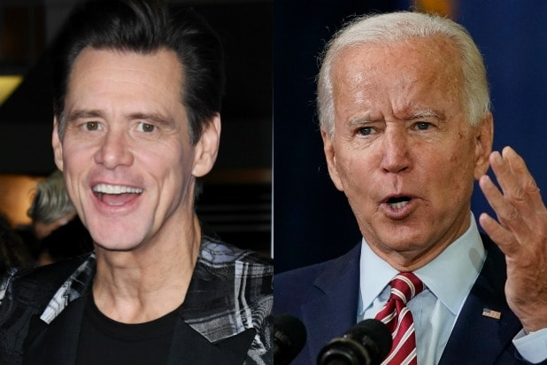 Jim Carrey Is Joe Biden in Saturday Night Live Season 46