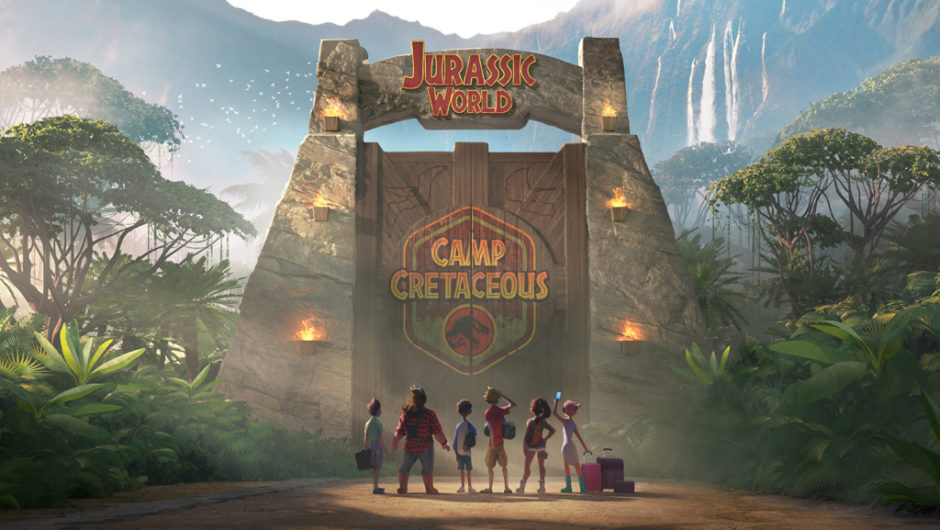 "Netflix has released a trailer for ""Jurassic World Camp Cretaceous"""