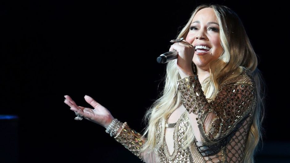 While Recording 'Daydream' Mariah Carey says she worked on an alternative album