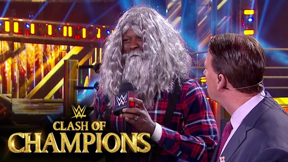 R-Truth made WWE history on Clash Of Champions