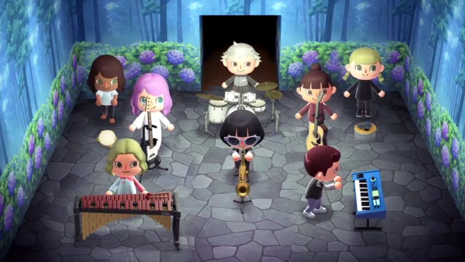 "This music video was shot entirely in ""Animal Crossing""- And it's great"