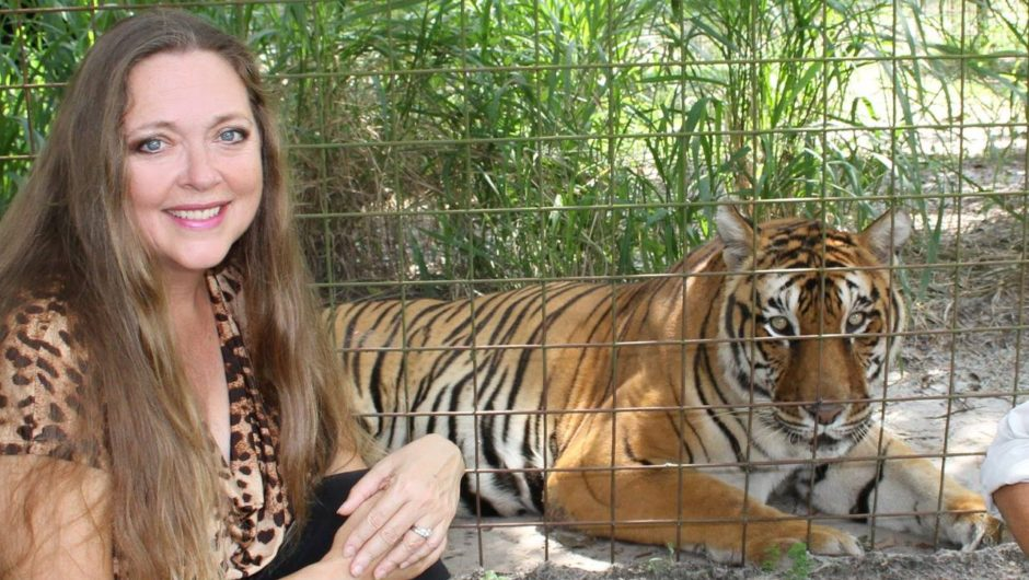 "In New Show, Carole Baskin on ""Tiger King"" will star"