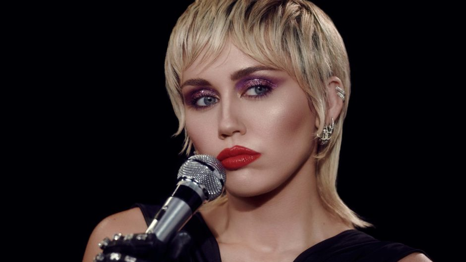 "Watch: Miley Cyrus cover the Cranberries' ""Zombie"""