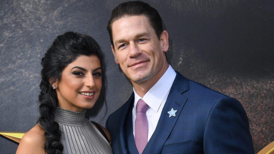 WWE Superstar- John Cena, Shay Shariatzadeh get married in Florida
