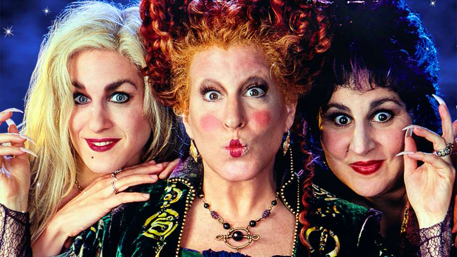 """The """"Hocus Pocus"""" artist reunites for one-night Halloween takeover"""