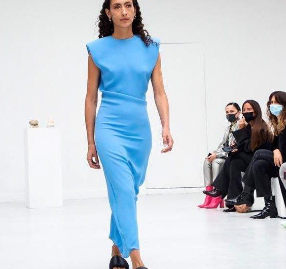 At Paris Fashion Week, Givenchy unveils new designer debut